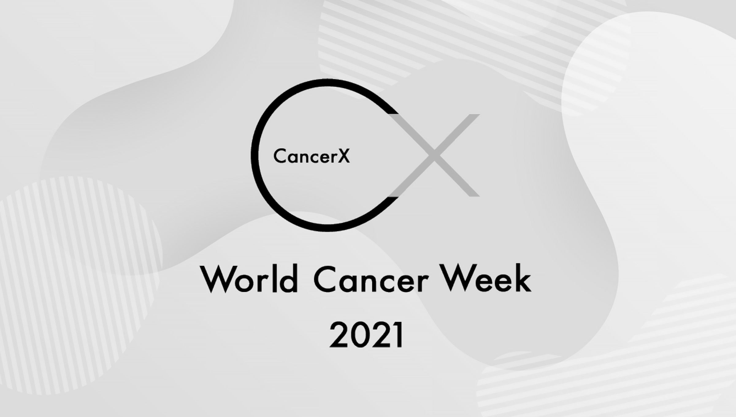 COCO&RONAは「CancerX World Cancer Week 2021」に協賛します。